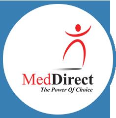 MedDirect old logo